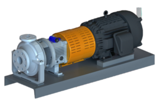 PumpWorks Centrifugal Pumps