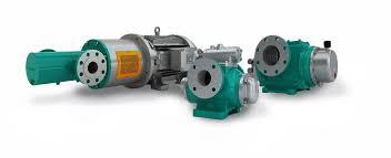 Netzsch API-676 Screw Multiphase Pumps