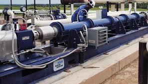 Horizontal High Pressure Multi-stage Pump