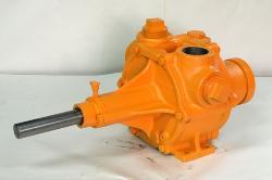 Tri-Rotor Rotary Piston Pump
