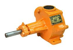 Tri-Rotor Positive Displacement Pumps