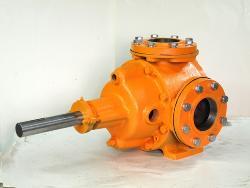 Tri-Rotor Pumps