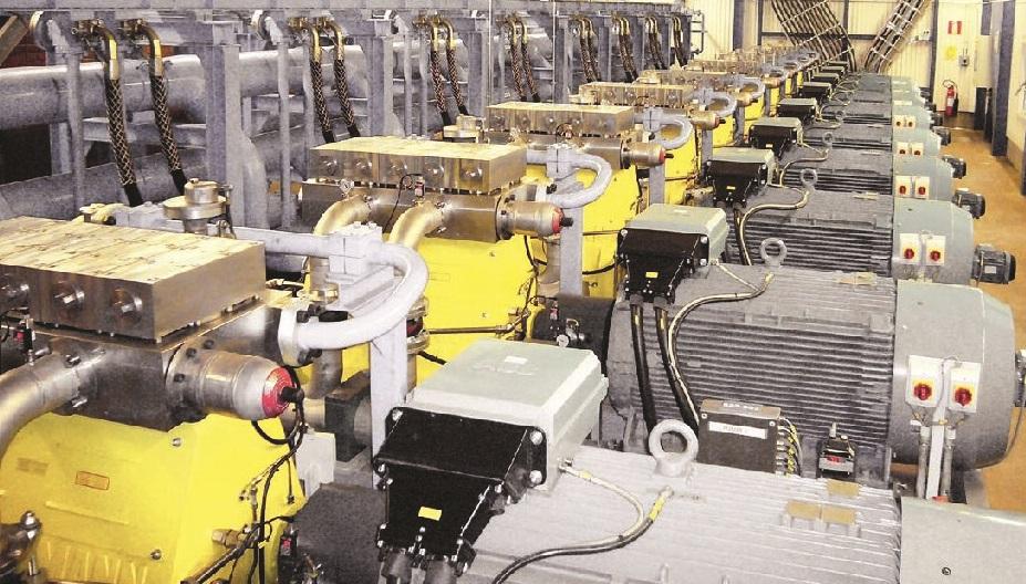 Hammelmann Process Pumps