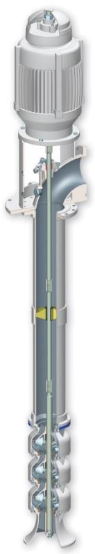 API 610 VS1 Pump